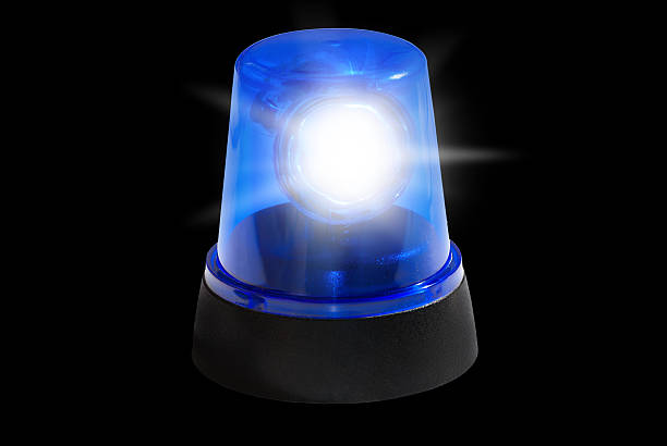 Police Siren Emergency Light – Foto