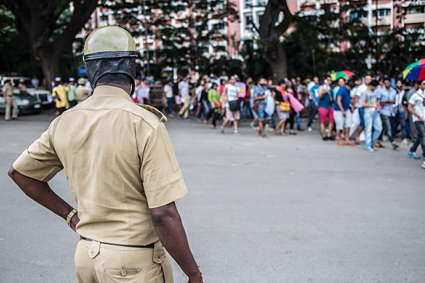 Police_bangalore_pride – Foto