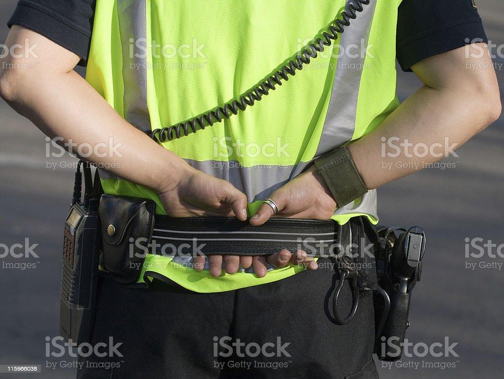 Policemen royalty-free stock photo