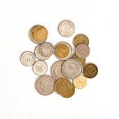 Polnische Zloty Geldmünze Stock Fotografie Und Mehr Bilder Von