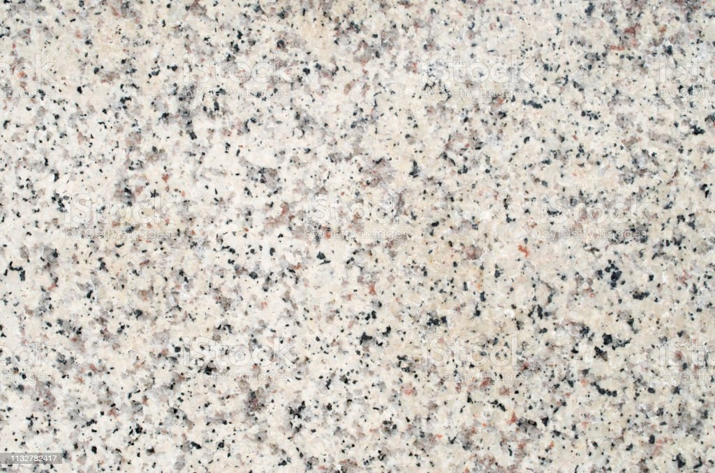 Polished granite for cladding slabs closeup royalty-free stock photo
