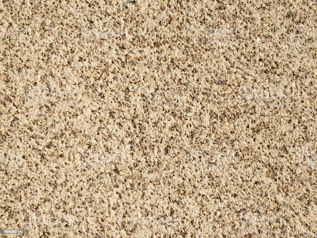 Polished granite rock surface royalty-free stock photo