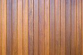 洗練された木製の slats