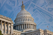 istock Political Contributions, Super PACs and Political Campaign Donations 1294493914