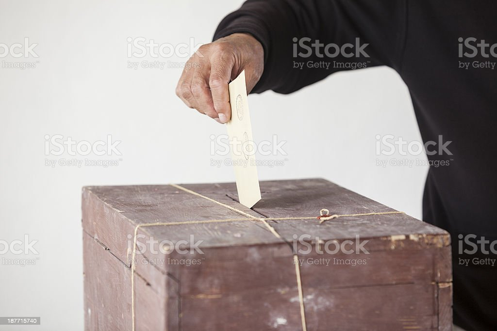 Political power royalty-free stock photo