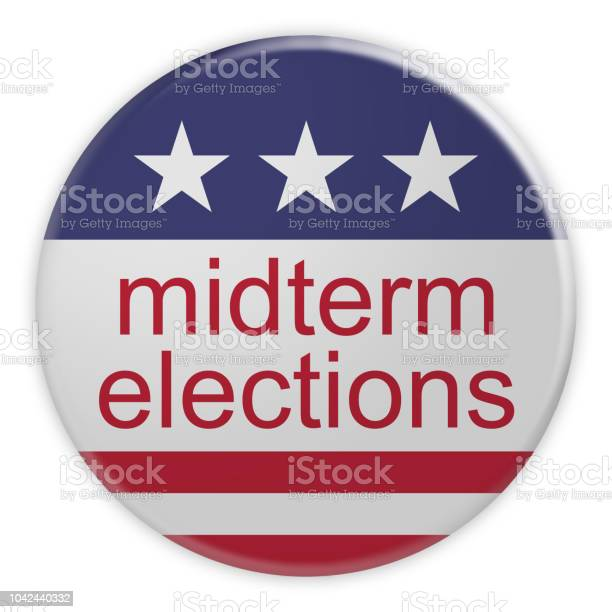 Politics news badge midterm elections button with us flag 3d white picture id1042440332?b=1&k=6&m=1042440332&s=612x612&h=orqozwa5xd zpklzko7dkhuphdozembkqfhgm4lhpre=