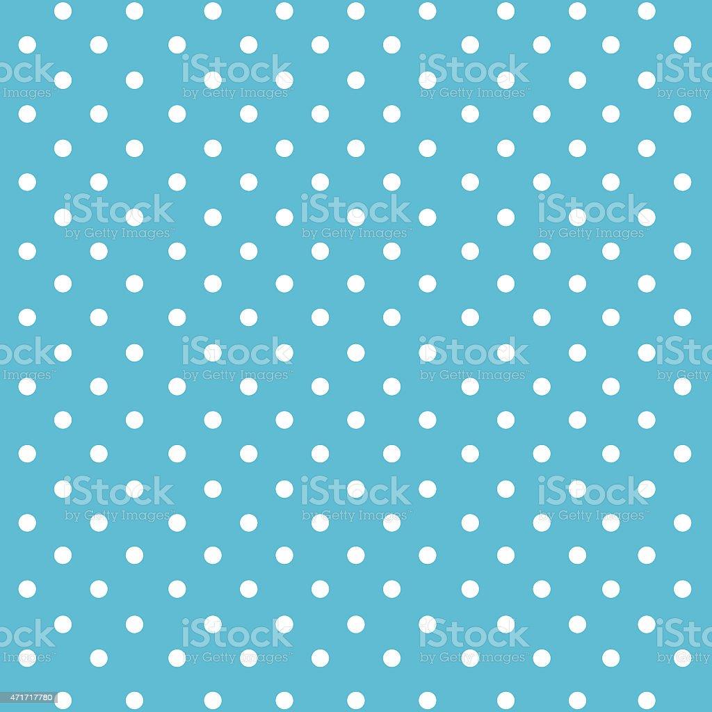 Polka dot background stock photo