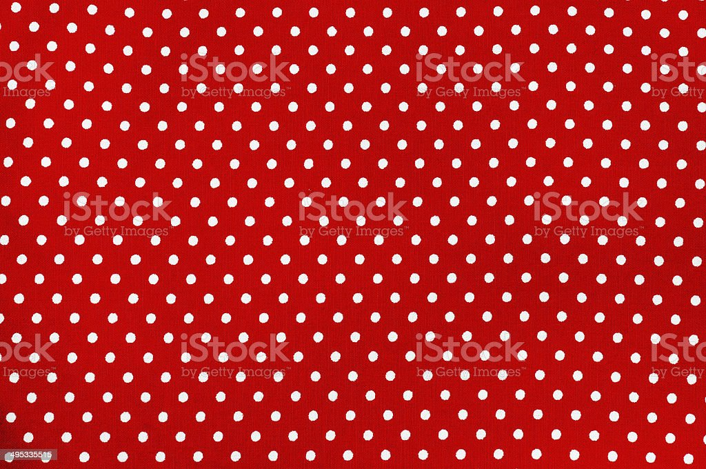 polka dot background stock photo