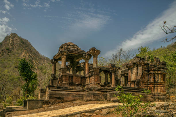 Polo Monument and Vijaynagar Forest-Vijaynagar taluk, Sabarkantha district-North gujarat