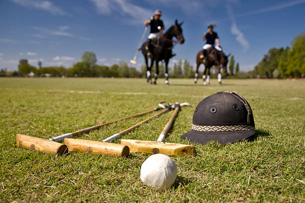 Polo stock photo