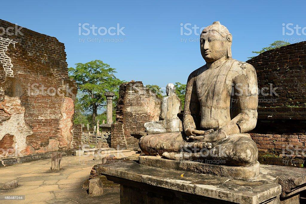 Polonnaruwa ruine, Vatadage (Round House), Sri Lanka - Photo