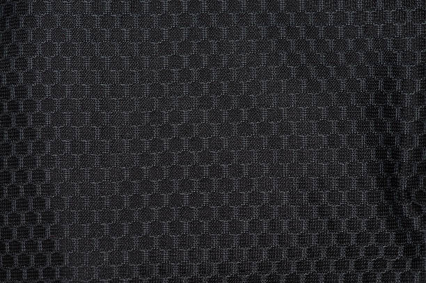polyester fabric texture stock photo
