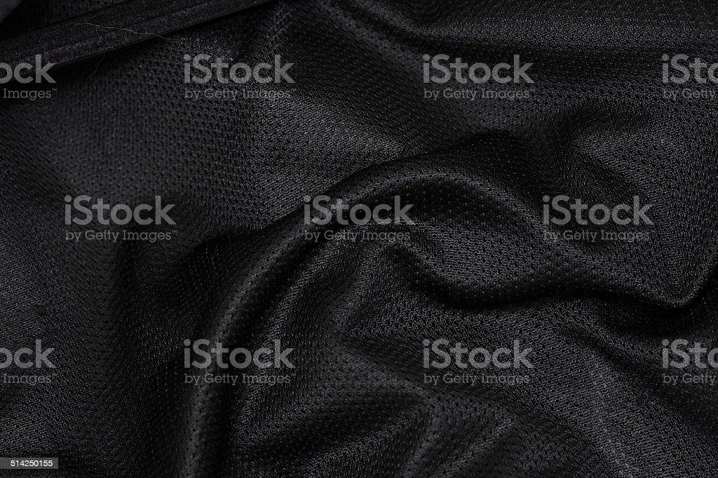 Textura de tecido de poliéster - foto de acervo