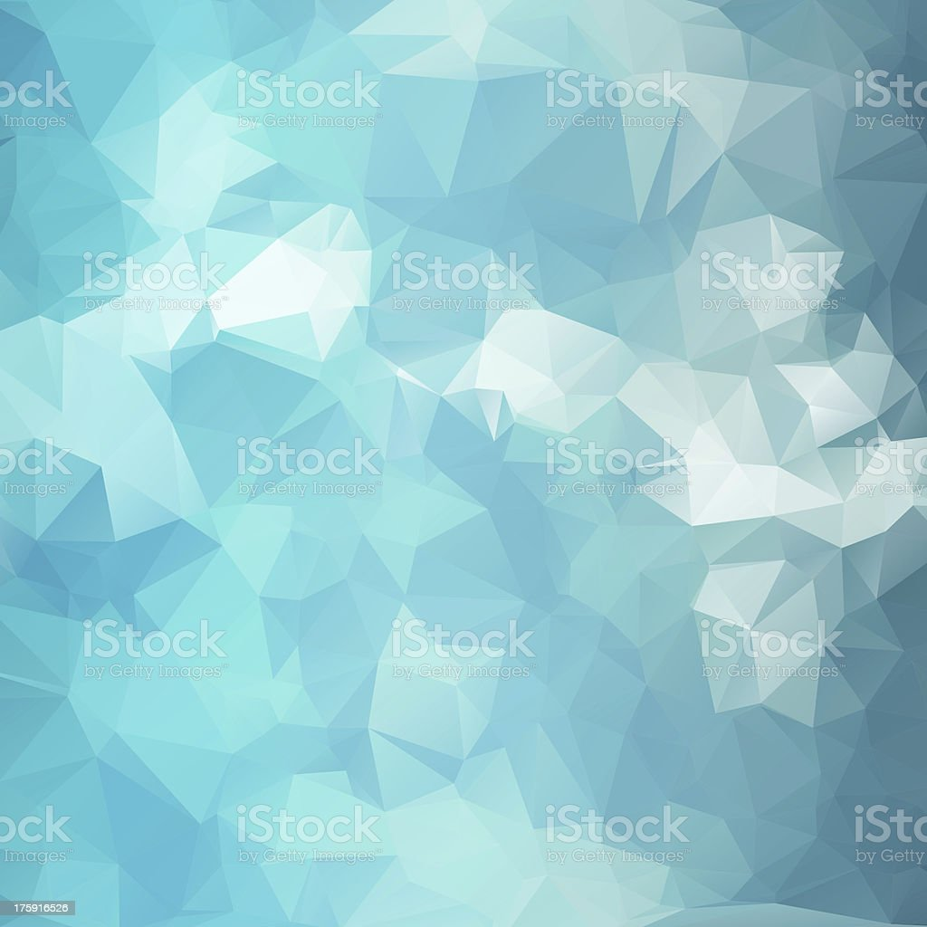 Polygon Artwork stock photo