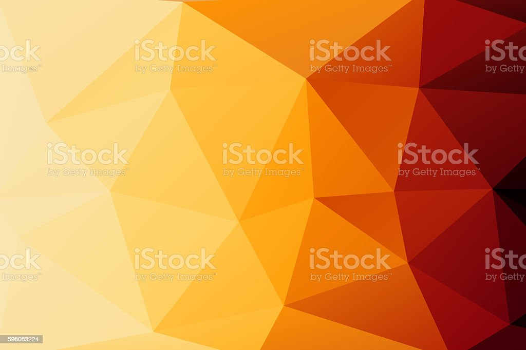 Polygon. low poly abstract background royalty-free stock photo