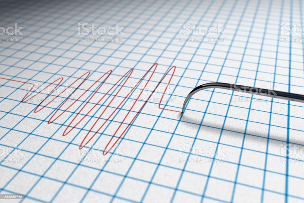 Polygraph Test Lie Detector Stock Photo - Download Image Now - iStock