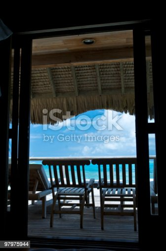 Polynesia Stock Photo & More Pictures of Beach