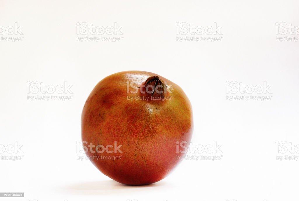 석류 열매-건강 한 식사 royalty-free 스톡 사진