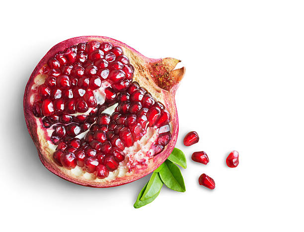 pomegranate fruit - pomegranate stock photos and pictures