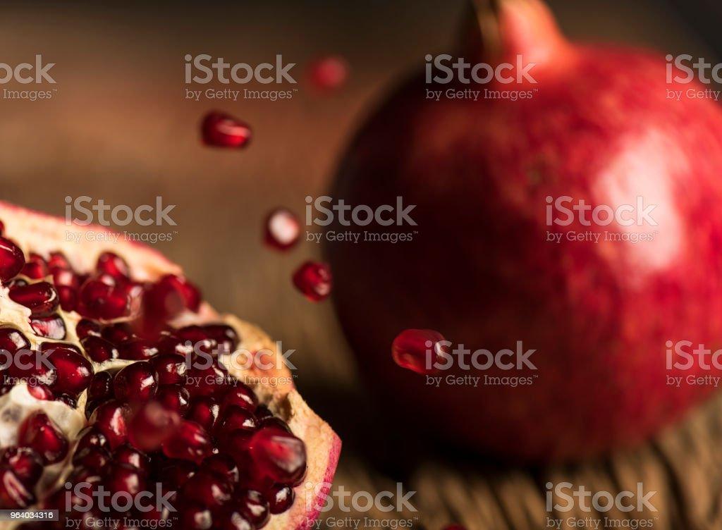 Pomegranate - Royalty-free Canada Stock Photo