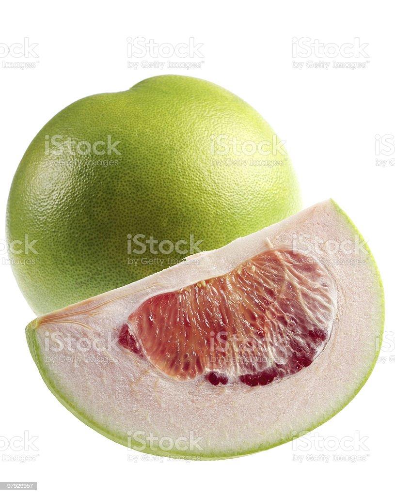 Pomelo fruit royalty-free stock photo