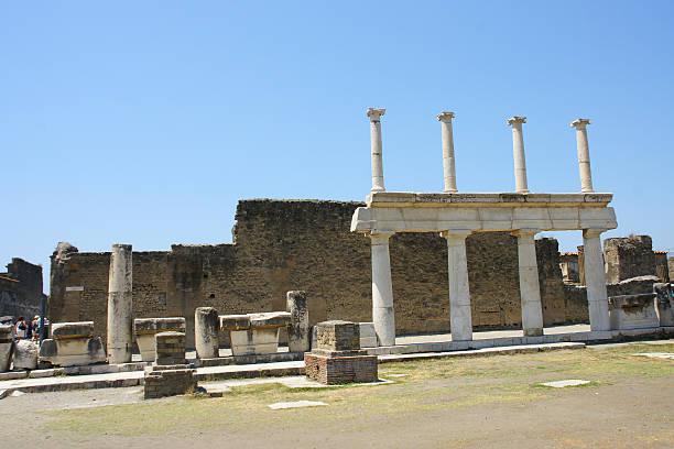 Pompeji Agora – Foto