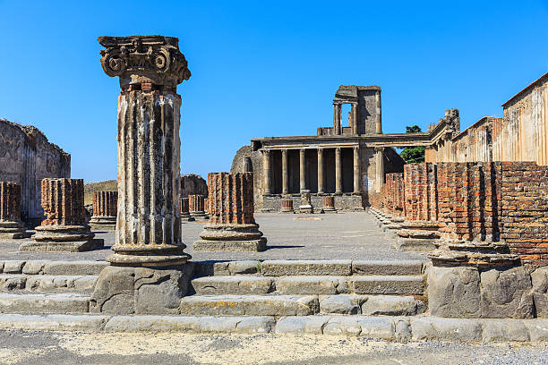 Pompeji, Italien – Foto