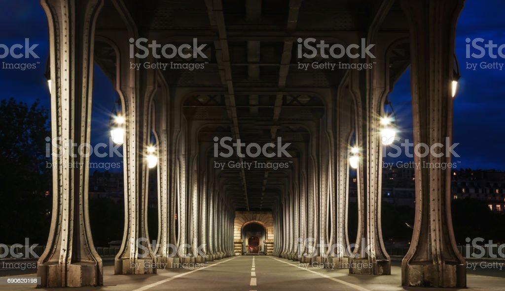 Pont Bir-Hakeim - Photo
