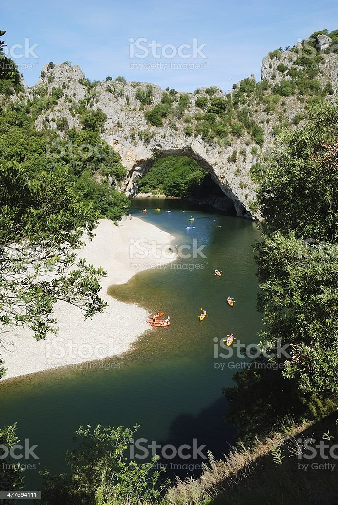 Pont d'Arc, Ardèche, France - Photo