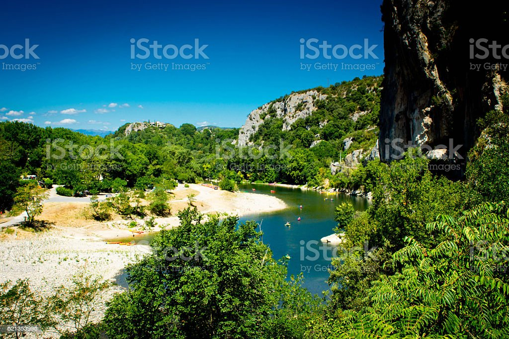 Pont D'Arc Ardeche - Photo
