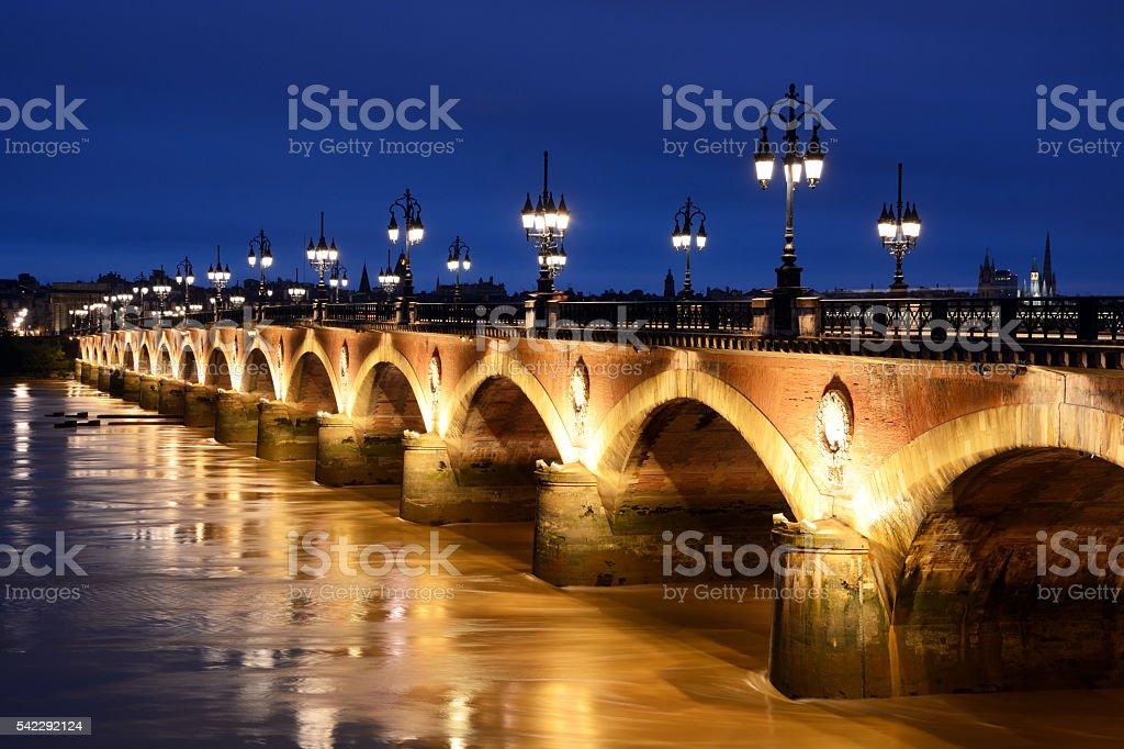 Pont-de-pierre, Bordeaux - Photo