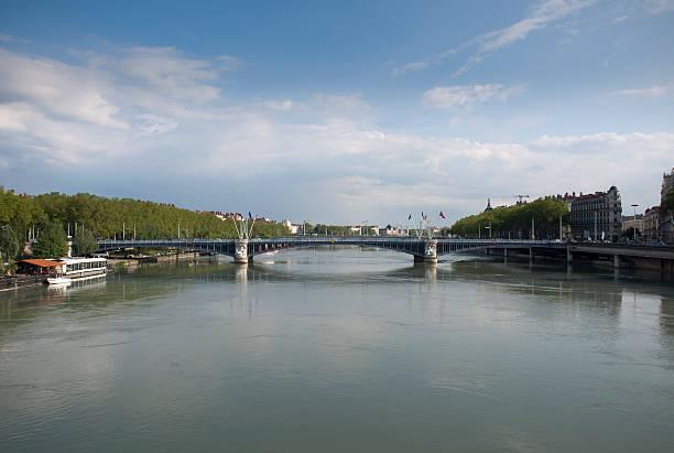 Pont Lafayette stock photo