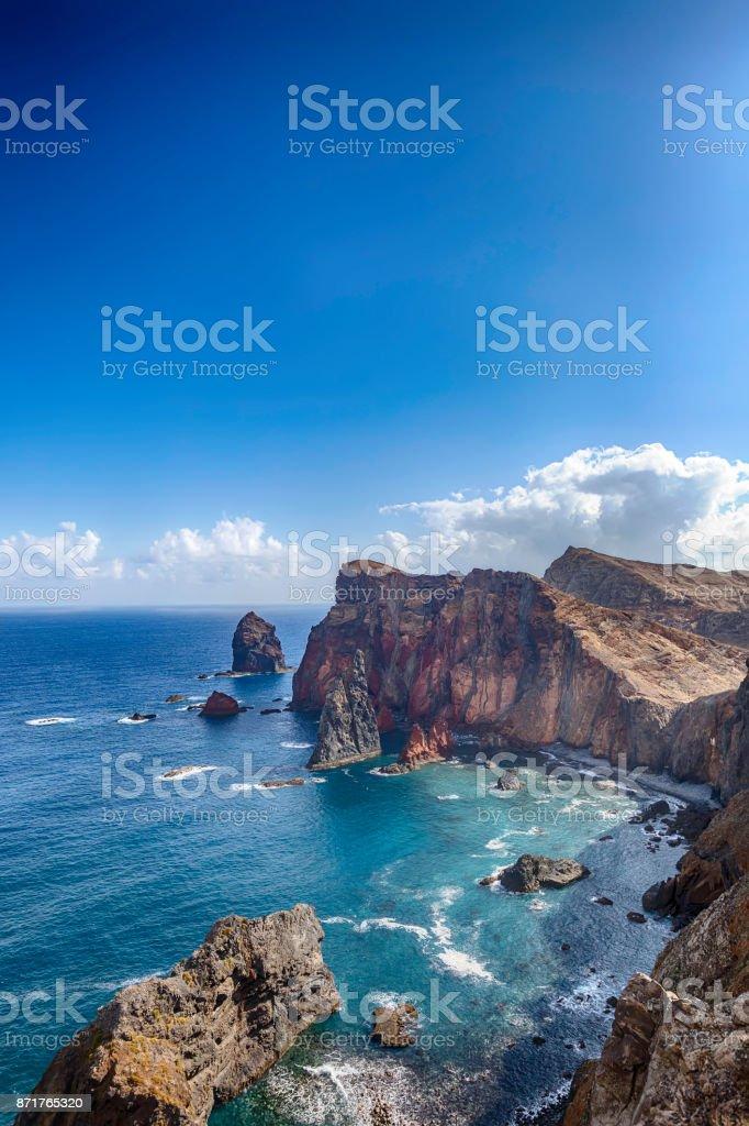 Ponta de São Lourenço • Madeira coastline – zdjęcie