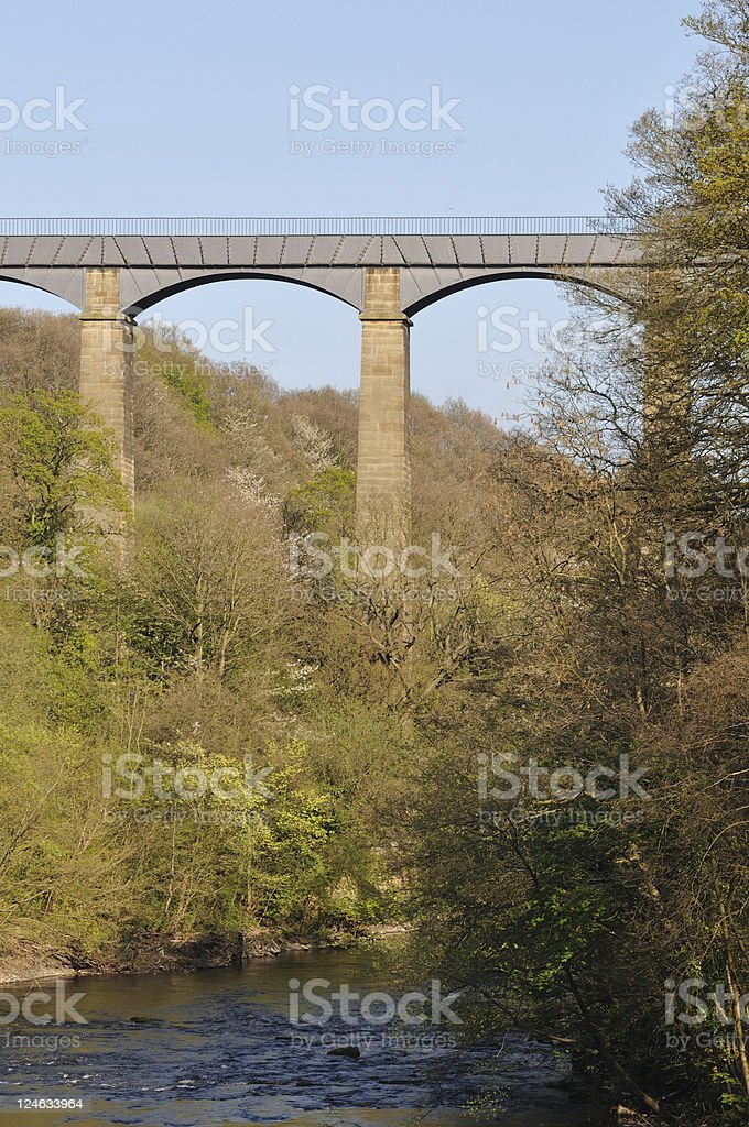 Pontcysyllte Detail royalty-free stock photo