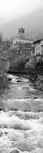 Ponte di Legno stock photo