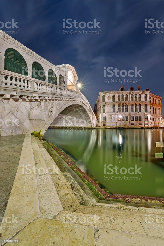 Ponte di Rialto royalty-free stock photo