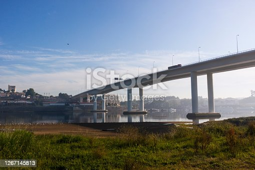 Ponte do Freixo and the Douro River