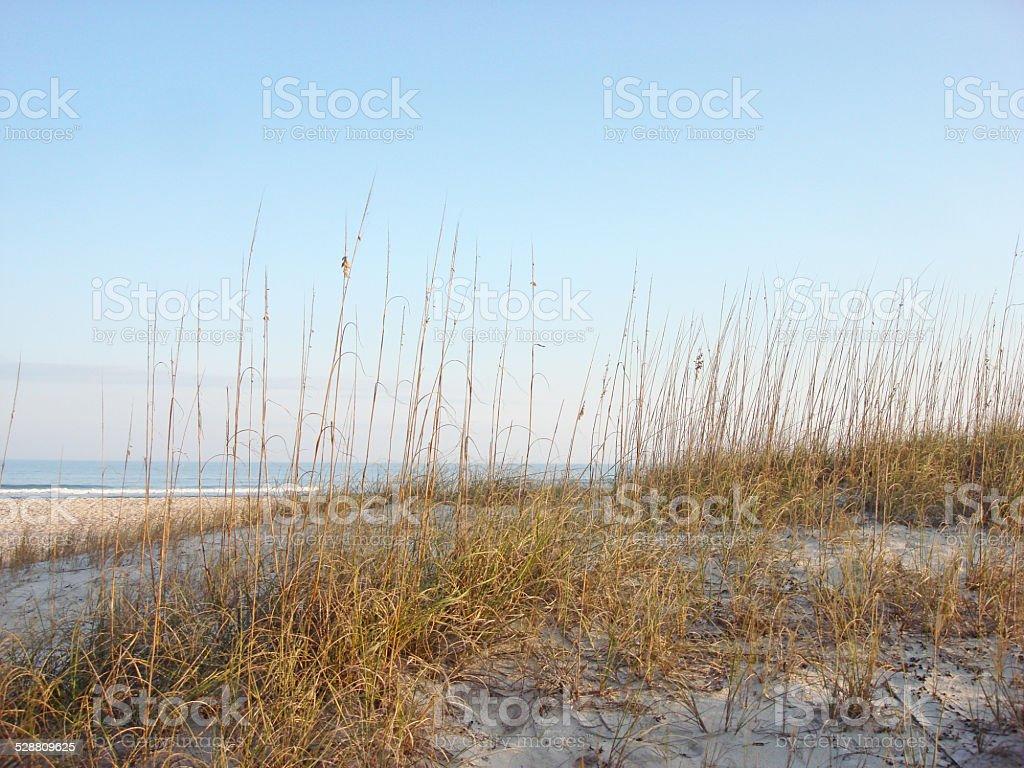Ponte Vedra Beach, Florida (Jacksonville) stock photo