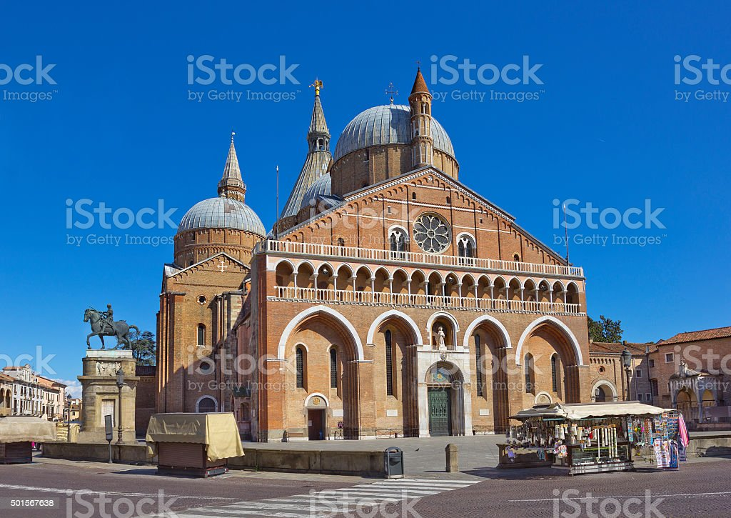 Pontifical Basilica of Saint Anthony of Padua, Italy