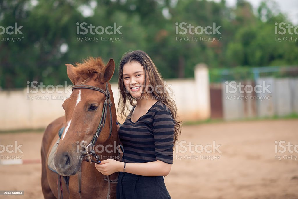 Pony club royalty-free stock photo