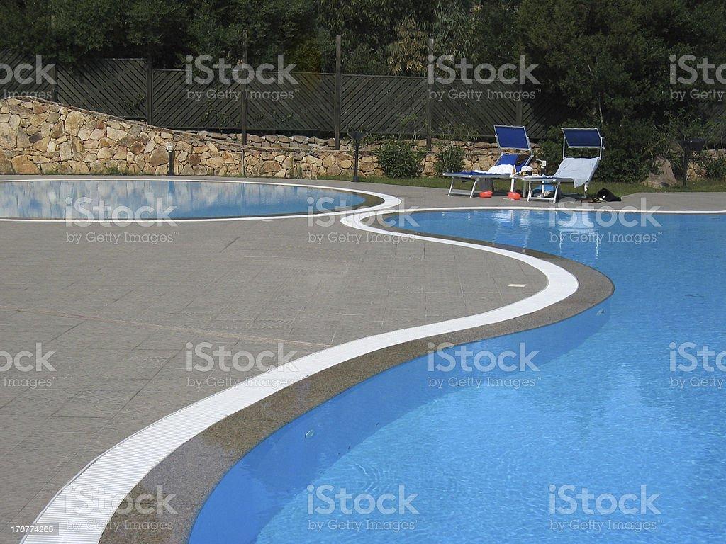 Pool 5 royalty-free stock photo