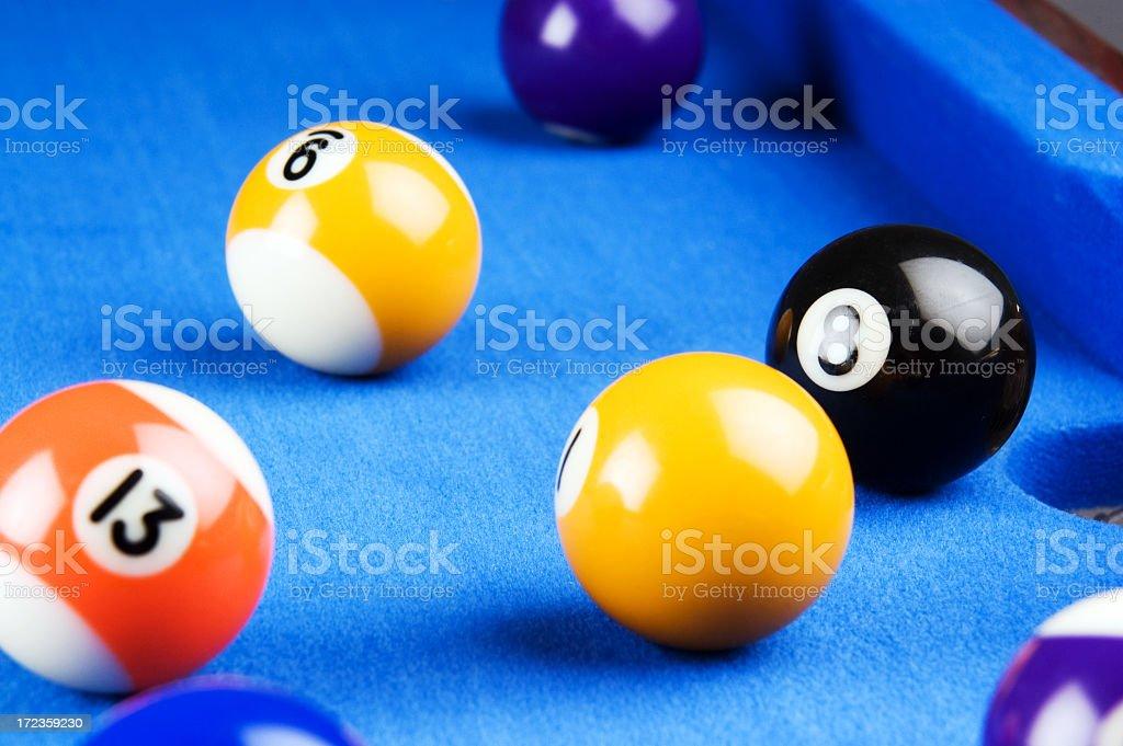 Piscina de pelotas foto de stock libre de derechos