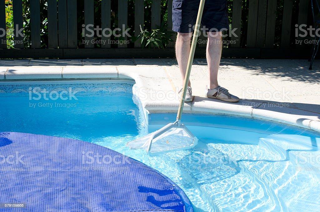 Pool-Putztuch – Foto