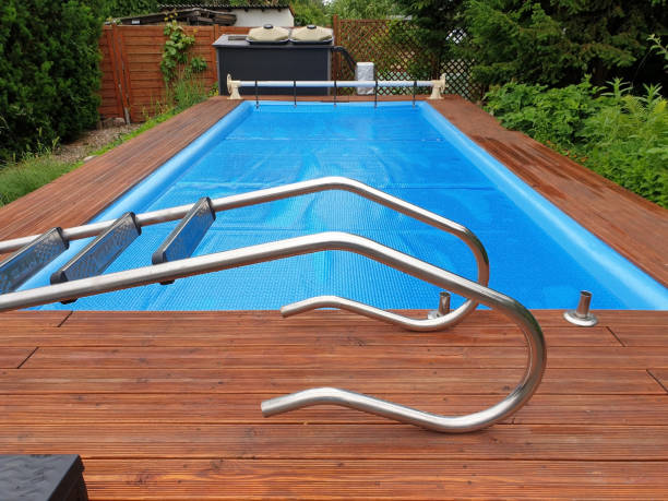 1,266 Swimming Pool Cover Stock Photos, Pictures & Royalty-Free Images - iStock