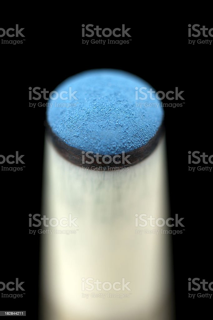 pool cue abstract stock photo