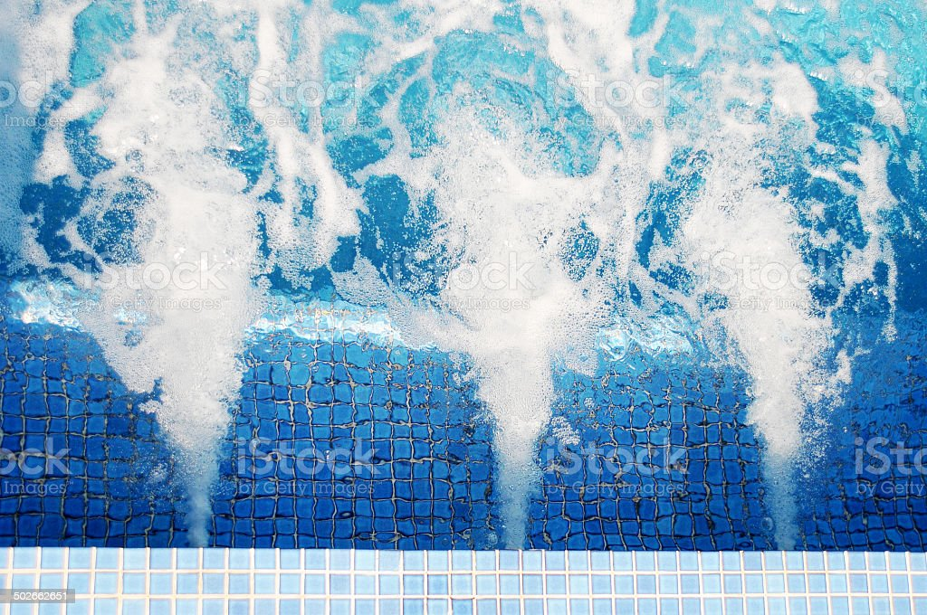 Pool stock photo