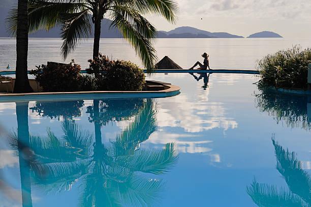 Ambiente am Pool – Foto
