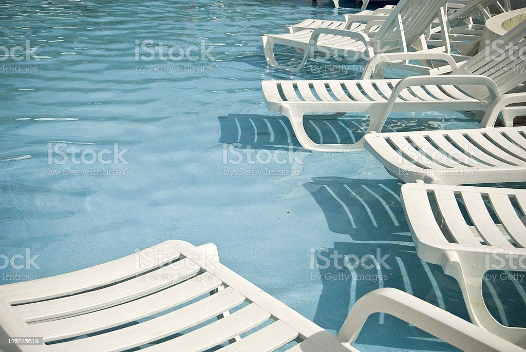 Enjoyable Pool Side Lounge Chair Stock Photo Download Image Now Istock Ncnpc Chair Design For Home Ncnpcorg