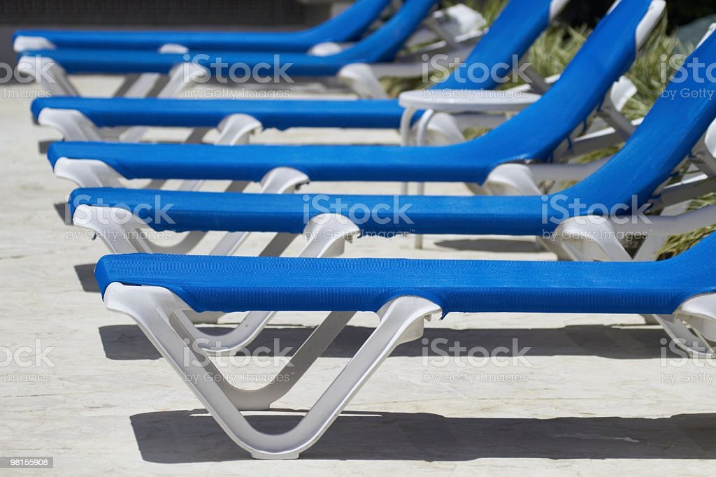pool side royalty-free stock photo