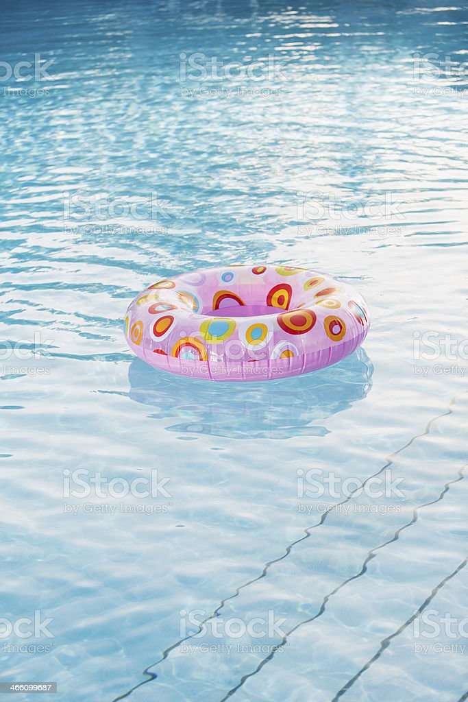 Pool toy stock photo